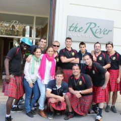 Отель The River Hostel Испания, Валенсия - 1 отзыв об отеле, цены и фото номеров - забронировать отель The River Hostel онлайн помещение для мероприятий