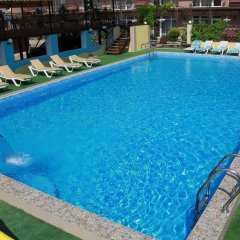 Griboff Hotel Бердянск бассейн фото 2