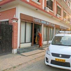Отель Ananda Inn Непал, Лумбини - отзывы, цены и фото номеров - забронировать отель Ananda Inn онлайн парковка