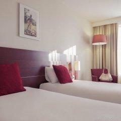Отель Mercure Brussels Airport комната для гостей фото 3