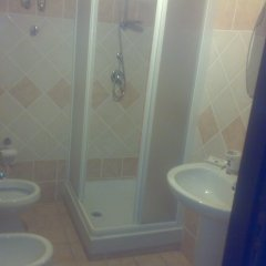 Отель B&B Nonna Ida Скалея ванная