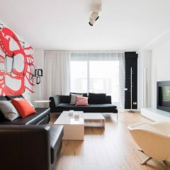 Отель Flat El Porto - Valencia Валенсия комната для гостей