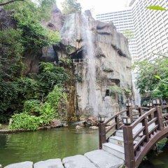 LN Garden Hotel Guangzhou Гуанчжоу приотельная территория