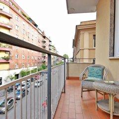 Отель B&B Acasadibarbara Италия, Рим - 1 отзыв об отеле, цены и фото номеров - забронировать отель B&B Acasadibarbara онлайн балкон