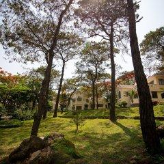 Отель Saigon Halong Халонг приотельная территория