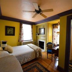 Отель Tabard Inn комната для гостей фото 4