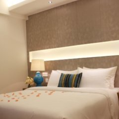 Отель Shenzhen U-Home Huanggang Branch Китай, Гонконг - отзывы, цены и фото номеров - забронировать отель Shenzhen U-Home Huanggang Branch онлайн комната для гостей фото 2