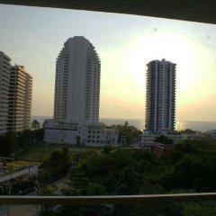 Отель Laguna Bay 2 by Pattaya Suites Паттайя балкон