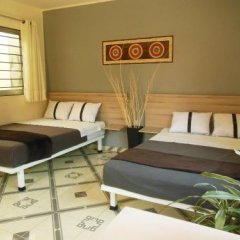 Отель Hostal Centro Historico Oasis Мехико в номере