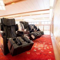 Отель Yukai Resort Saiki Bekkan Мисаса фитнесс-зал фото 2