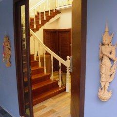Отель Maneeya Park Residence Бангкок сауна