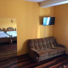 Отель Hostal Galicia Монфорте-де-Лемос комната для гостей фото 4