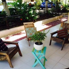 Отель Hostel Kiosco Verde Folk Room Мексика, Канкун - отзывы, цены и фото номеров - забронировать отель Hostel Kiosco Verde Folk Room онлайн бассейн
