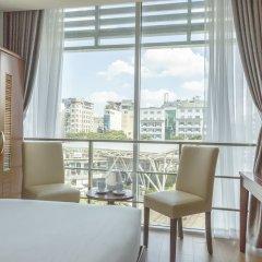 Park View Saigon Hotel балкон