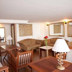 Гостиница Вилла Панама комната для гостей фото 2