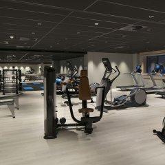 Tangla Hotel Brussels фитнесс-зал фото 2