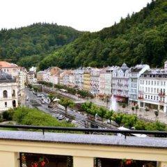 Hotel Olympia Карловы Вары балкон