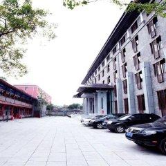 Beijing Hejing Fu Hotel парковка