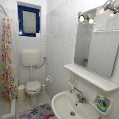 Отель Yiannis Studios ванная