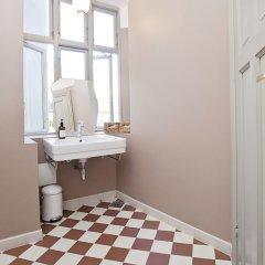 Отель Rye Дания, Копенгаген - отзывы, цены и фото номеров - забронировать отель Rye онлайн ванная