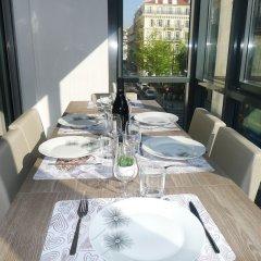 Отель Jardin Massena Nice Ницца питание