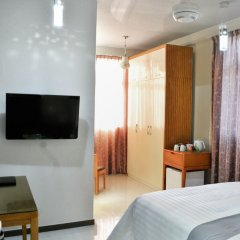 Отель Airport Comfort Inn Premium Мальдивы, Мале - отзывы, цены и фото номеров - забронировать отель Airport Comfort Inn Premium онлайн комната для гостей фото 4