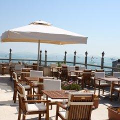 Отель SULTANHAN Стамбул бассейн
