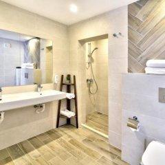 Отель Ihot@l Sunny Beach Болгария, Солнечный берег - отзывы, цены и фото номеров - забронировать отель Ihot@l Sunny Beach онлайн ванная