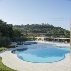 Отель Agriturismo Leano Пьяцца-Армерина бассейн фото 2