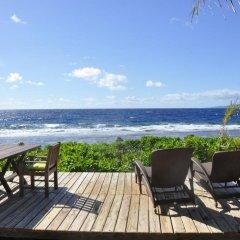 Отель Le Crusoe Французская Полинезия, Бора-Бора - отзывы, цены и фото номеров - забронировать отель Le Crusoe онлайн пляж