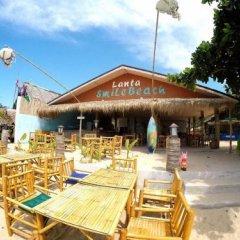 Отель Lanta Smile Beach At Klong Dao Ланта развлечения