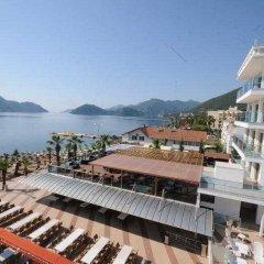 Emre Beach Hotel Турция, Мармарис - отзывы, цены и фото номеров - забронировать отель Emre Beach Hotel онлайн балкон