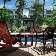 Отель Graceland Resort And Spa Пхукет балкон