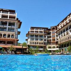 Отель OLYMP бассейн