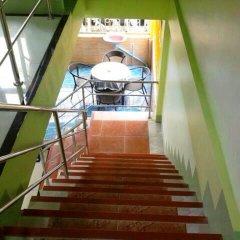 Отель Puphaya Budget 122 Паттайя балкон