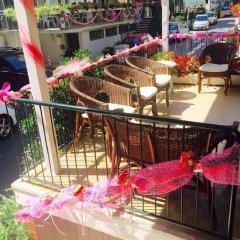 Hotel Mora Римини балкон