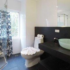 Отель Karon Sunset Sea View ванная