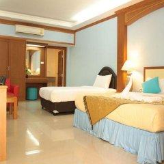 Отель Ampan Resort комната для гостей фото 2