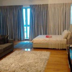 Отель LH Apartment @ Regalia Малайзия, Куала-Лумпур - отзывы, цены и фото номеров - забронировать отель LH Apartment @ Regalia онлайн комната для гостей фото 5