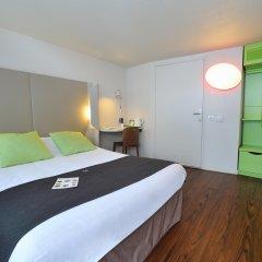 Отель Campanile Lyon Est - Aéroport Saint Exupéry комната для гостей фото 3