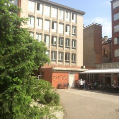 Отель Privilege Guest House Антверпен парковка