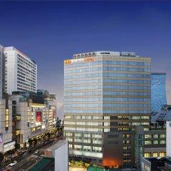 Отель Ibis Ambassador Myeong-dong балкон