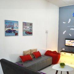 Отель Sakura Homestay Kampar комната для гостей фото 5