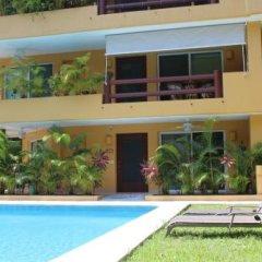 Отель Los Mangos Мексика, Сиуатанехо - отзывы, цены и фото номеров - забронировать отель Los Mangos онлайн бассейн фото 2