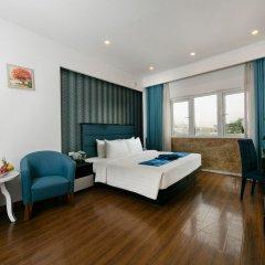 Tu Linh Legend Hotel комната для гостей фото 5