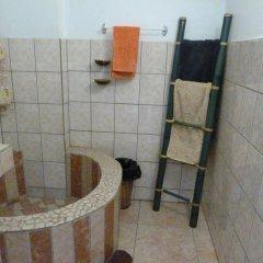 Отель Bora Vaite Lodge Французская Полинезия, Бора-Бора - отзывы, цены и фото номеров - забронировать отель Bora Vaite Lodge онлайн ванная