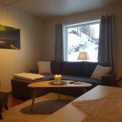 Отель Bjørn & Bibbi's Норвегия, Тромсе - отзывы, цены и фото номеров - забронировать отель Bjørn & Bibbi's онлайн комната для гостей фото 2