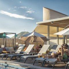 Отель Mayan Monkey Los Cabos - Hostel - Adults Only Мексика, Золотая зона Марина - отзывы, цены и фото номеров - забронировать отель Mayan Monkey Los Cabos - Hostel - Adults Only онлайн бассейн фото 2
