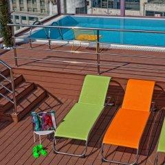 Novus City Hotel бассейн фото 3