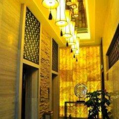 Yipin Jiangnan Hotel интерьер отеля